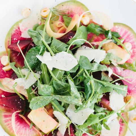 summer salad series