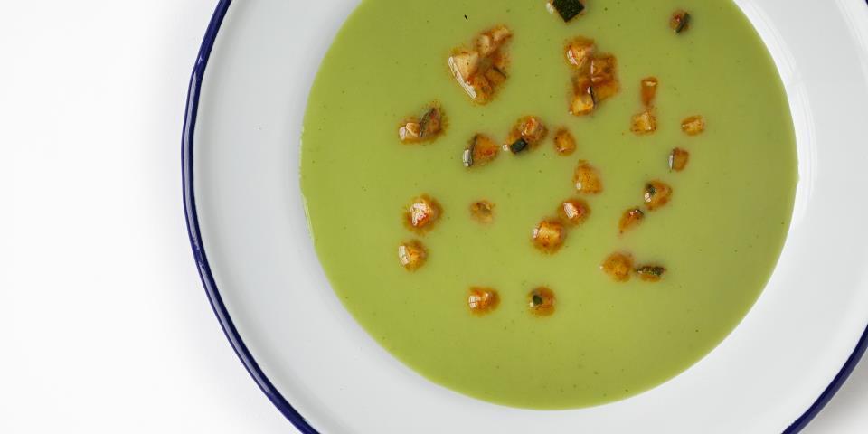 Melon-Basil Soup - Furthermore