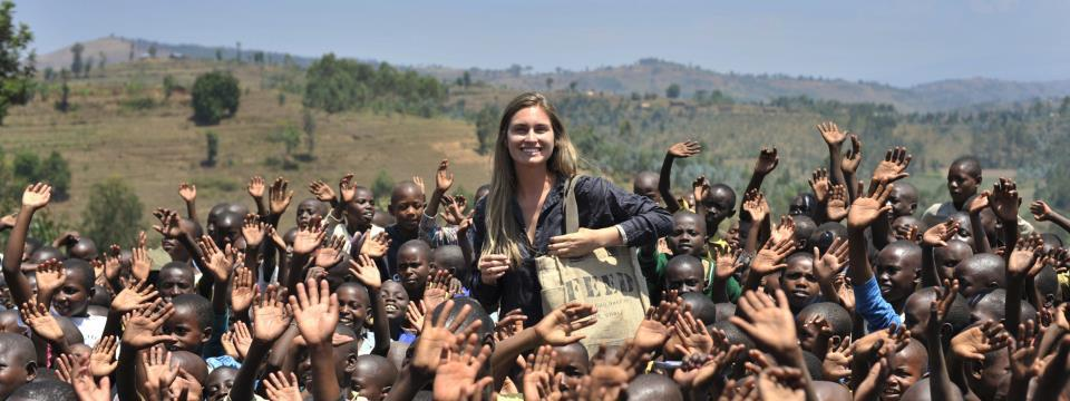 lauren bush lauren, visionaries, feed,
