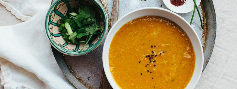 butternut squash, soup, vegetarian,