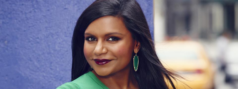 mindy kaling, challenge, healthy