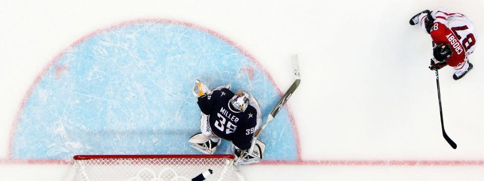 ryan miller, recovery, hockey, athlete