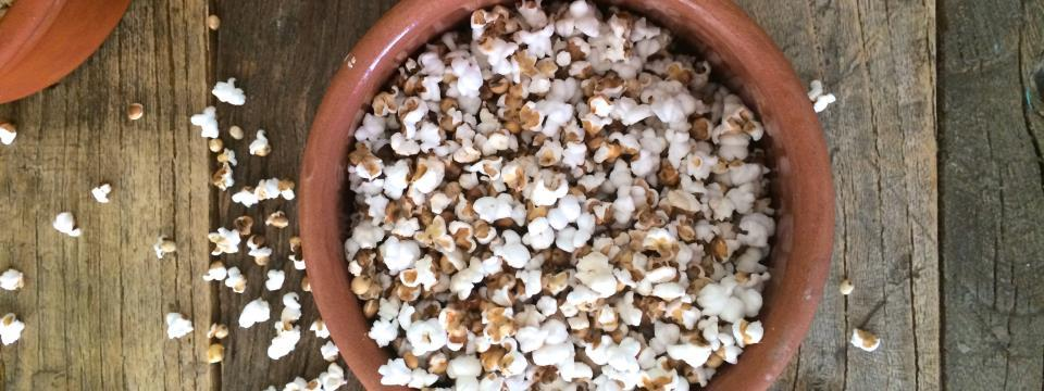 sorghum, popped, healthy