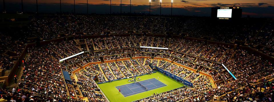 tennis, stadium, tech