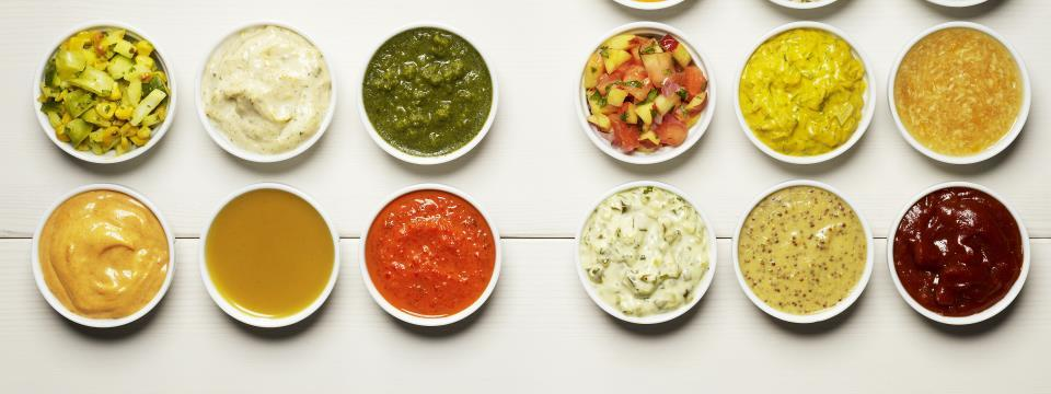 new, condiments, nutrition