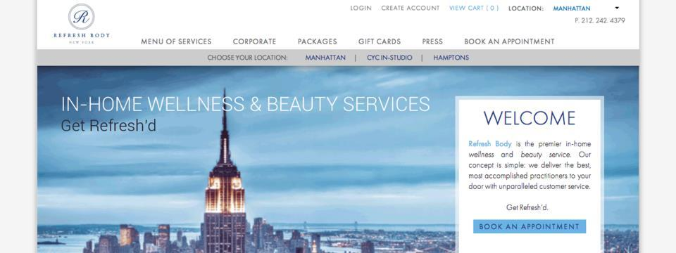 concierge, grooming, beauty, on demand, tech, startups