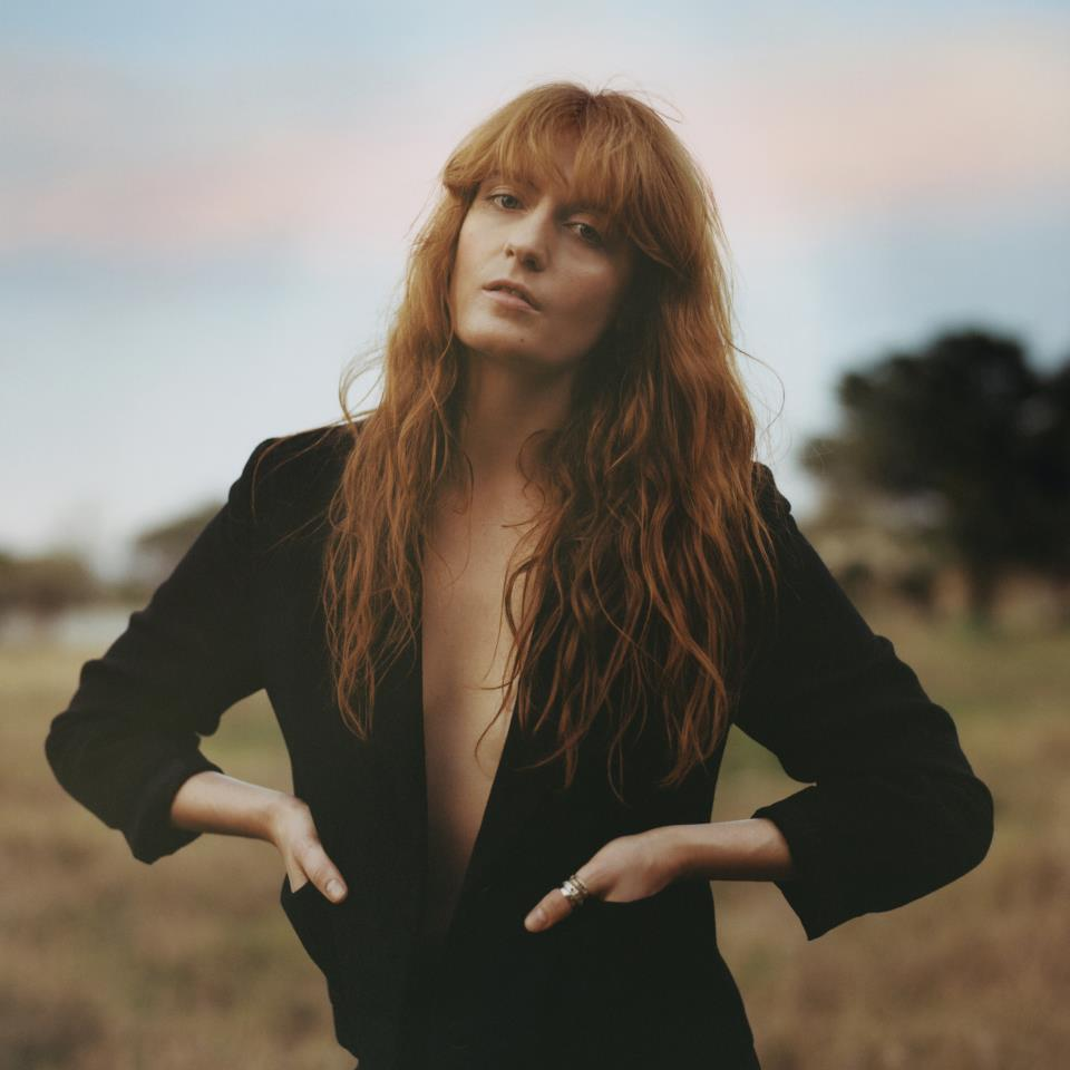 florence welch, florence and the machine, playlist, workout, gym, music