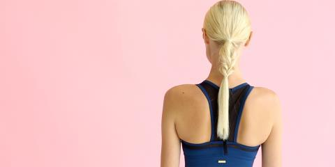 hair, fish tail, faux, hairstyle, braid, ponytail, easy
