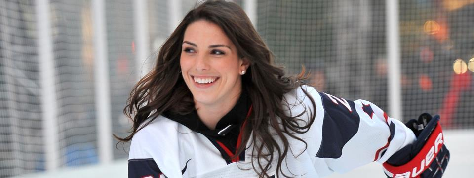 hilary knight, hockey, usa, womens, interview, fitness, health, olympic,