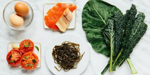 nutrients, health, nutrition, iodine, choline, lycopene, b1, tryptophan, vitamin k, magnesium