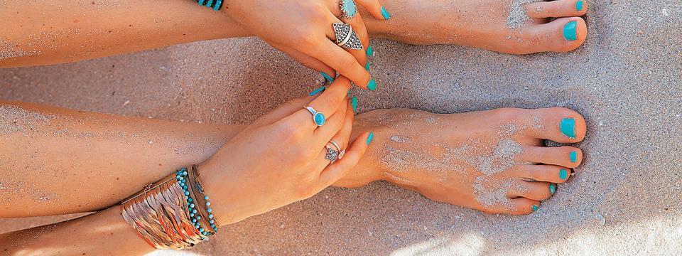 feet, pedicure