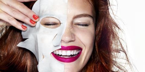 paper masks, beauty tips