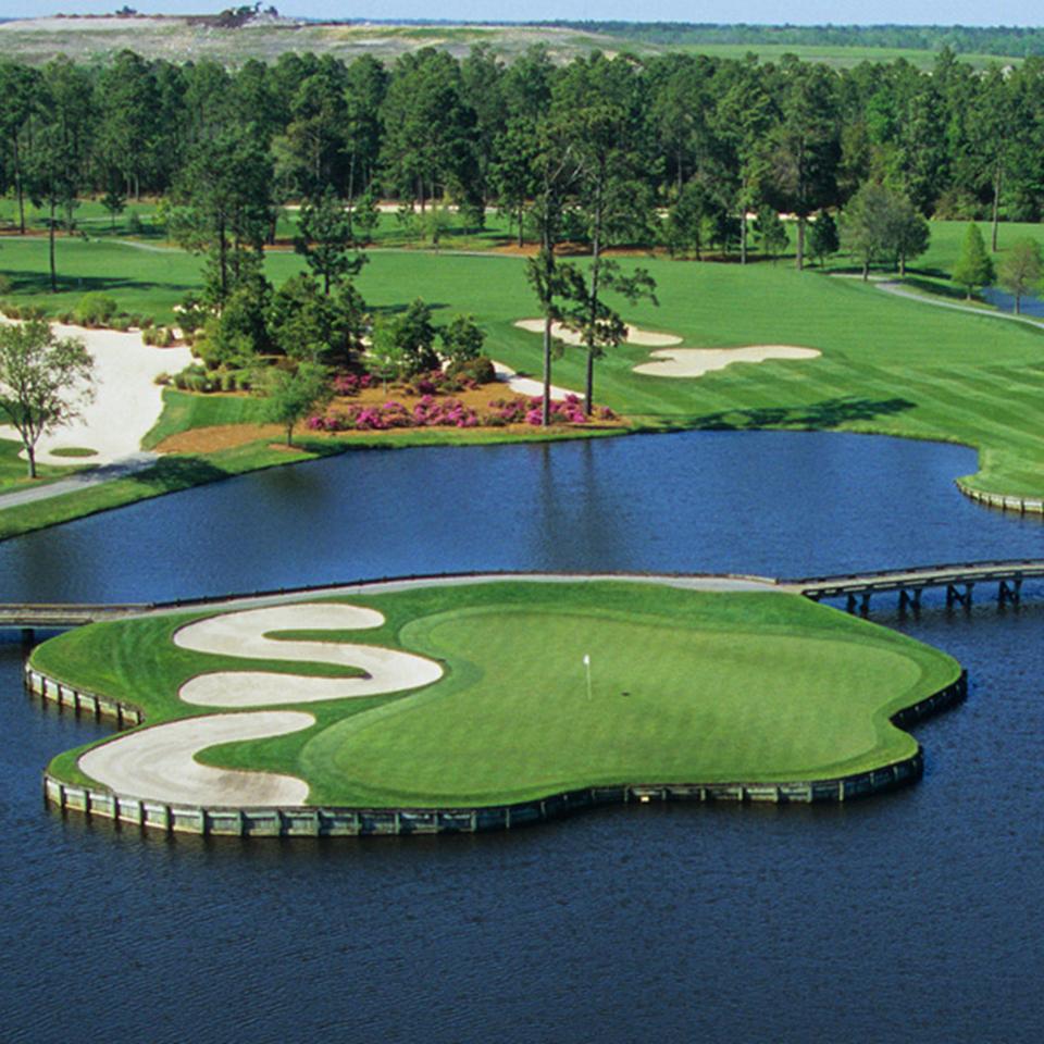 True Blue Golf Club Myrtle Beach Sc