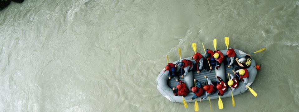 salida colorado, rafting