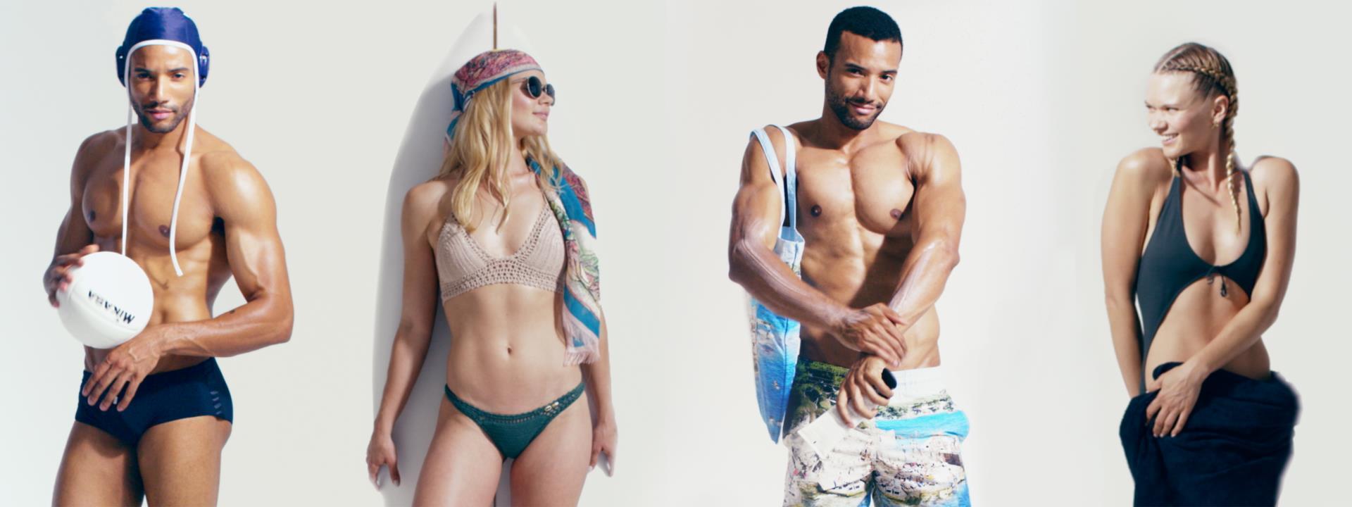 2016 Y Men Swimwear Boxer Trunks Brand Swimsuits Mens Swim Shorts Surf Board Plus