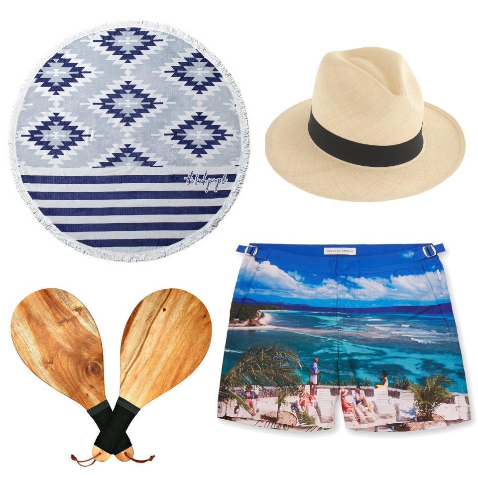 furthermore beach essentials