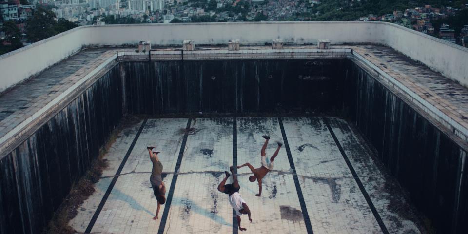 rio brazil video street athletes
