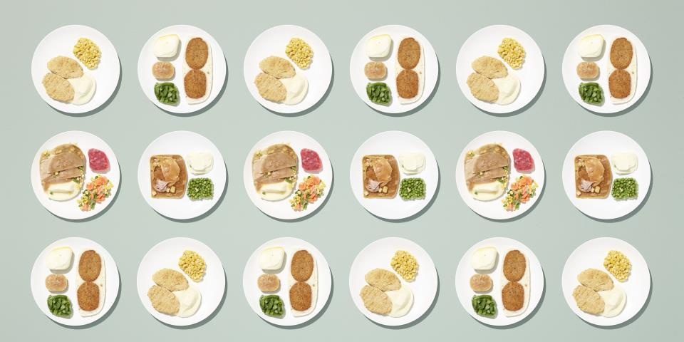 No, You Shouldn't Eat the Same Thing Every Day