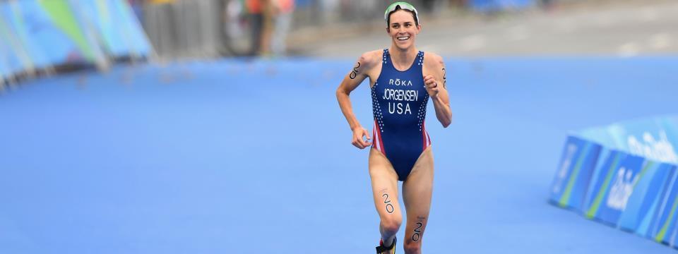 olympic gold medalist Gwen Jorgensen how athletes train