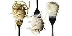 pasta wheat white