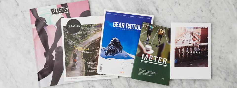 sports magazines, new sports magazines