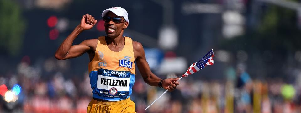 Meb Keflezighi, marathon training, how athletes train