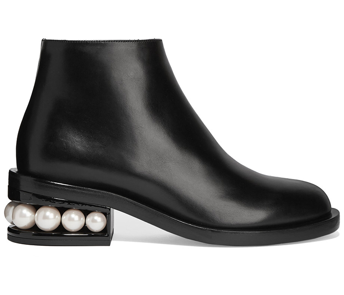 672e46c1489d Make your shoes a statement piece with a string of pearls demure enough to  wear every day.