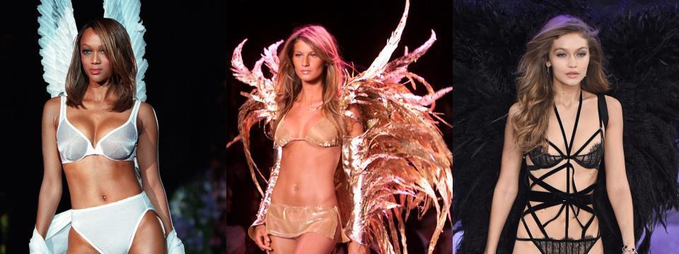 vs angels evolution