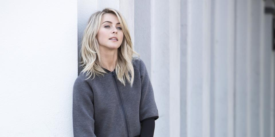 julianne hough my healthy