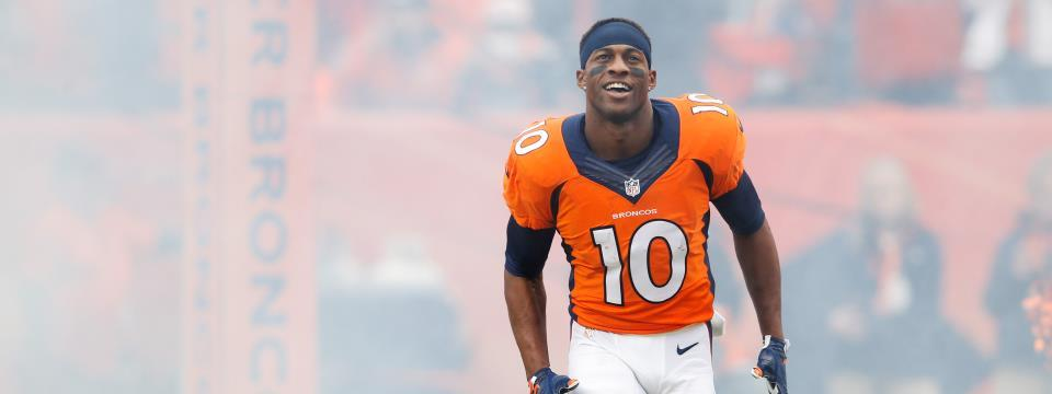 emmanuel sanders, interview