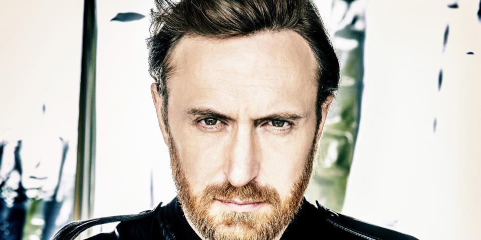 david guetta workout playlist