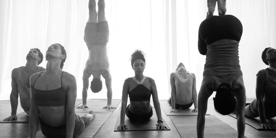 yoga, recovery