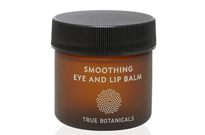 TRUE BOTANICALS, Smoothing Eye & Lip Balm Jar