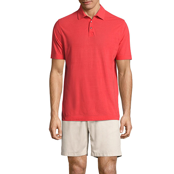 Vilebrequin Swiss Jersey Chrysanthe Polo