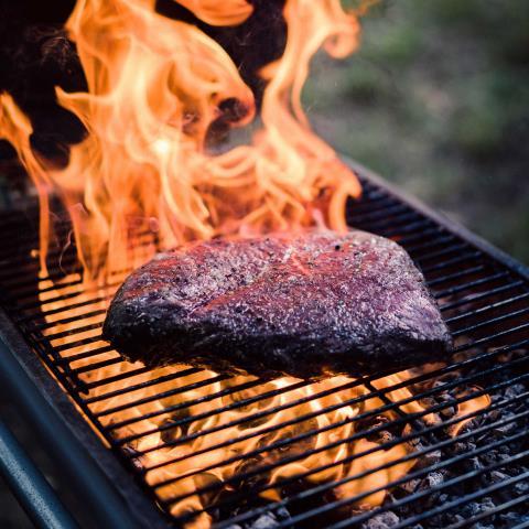 grilling cancer