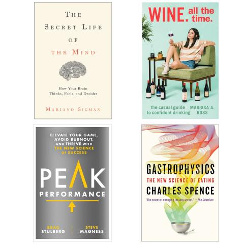 june books, books for high performers, june book club