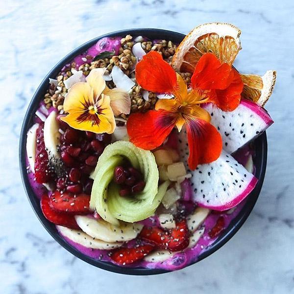 Matcha Mylkbar, dragon bowl, australia, melbourne