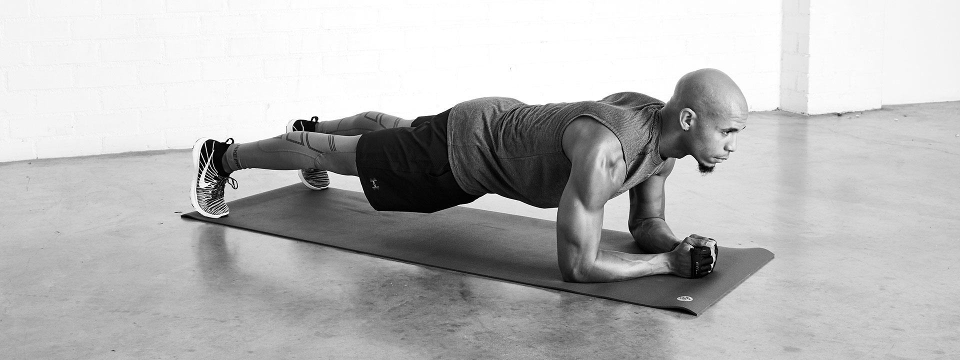 active plank