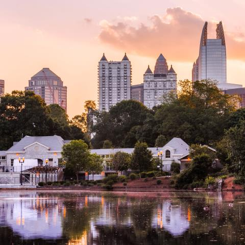 atlanta, city guide, healthy