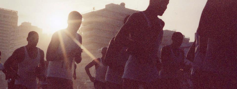 marathons, finite number of marathons, running
