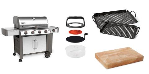 summer grilling essentials