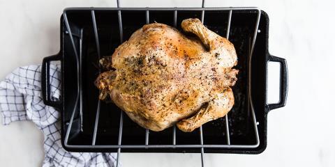 meal prep, roasted chicken, chicken