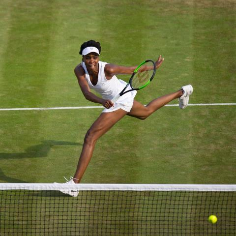 tennis grunts
