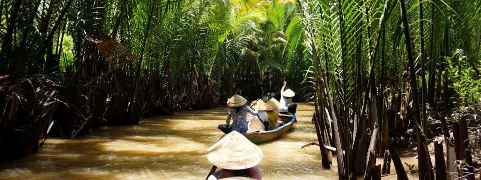 tourism, vietnam, mekong delta