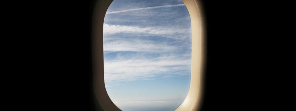 airplane, window, sick,