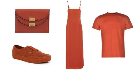 indie, red, style
