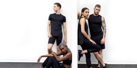 infrared, activewear, spiritus