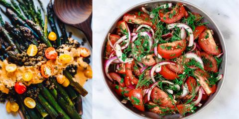 summer, meals, chefs