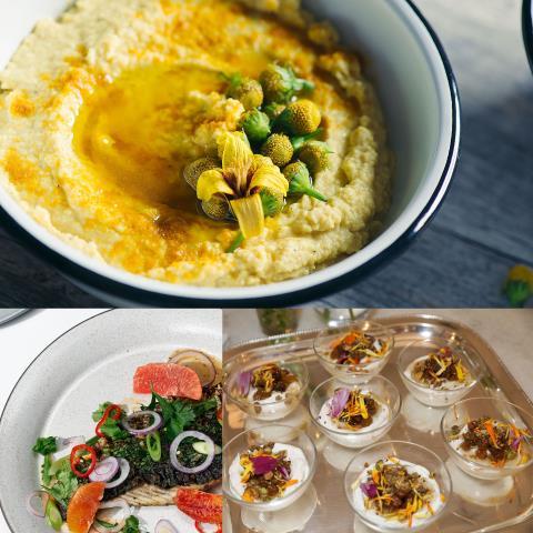 Israeli, breakfast, fashion week