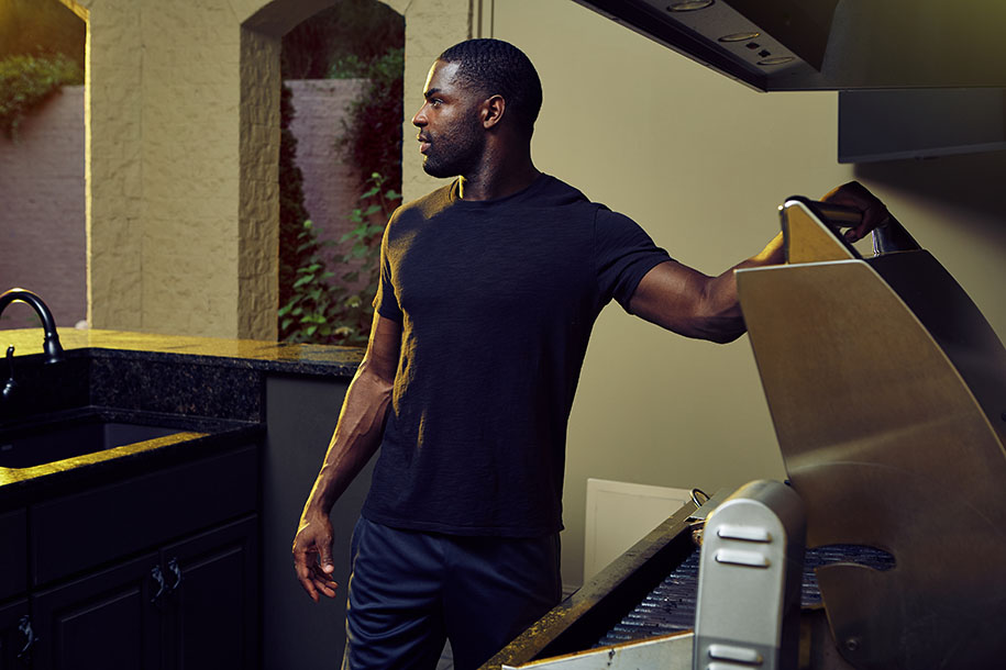 Inside DeMarco Murray's Healthy Home - Furthermore